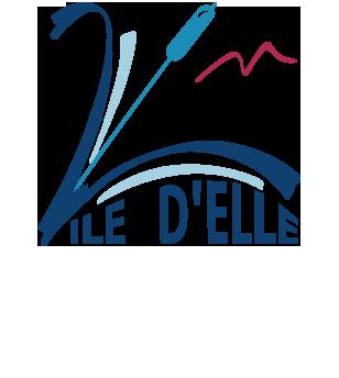 Logo de la commune de lÎle d'Elle